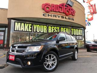 Used 2015 Dodge Journey Limited for sale in Toronto, ON