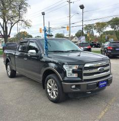 Used 2015 Ford F-150 Lariat for sale in Windsor, ON