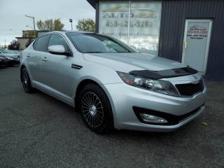 Used 2013 Kia Optima ***MAGS/TOIT PANO*** for sale in Longueuil, QC