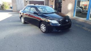 Used 2013 Toyota Corolla CE/HEATED/CERTIFIED/$$9999 for sale in Brampton, ON