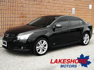 Used 2014 Chevrolet Cruze RS LTZ | CERTIFIED | AUTO for sale in Waterloo, ON