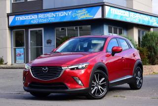 Used 2018 Mazda CX-3 Gt Tech. Awd for sale in Repentigny, QC