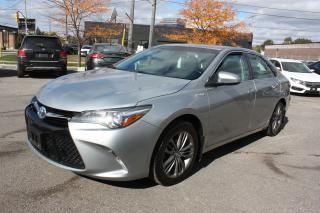 Used 2017 Toyota Camry SE |HYBIRD|LEATHER|PUSH START for sale in Toronto, ON