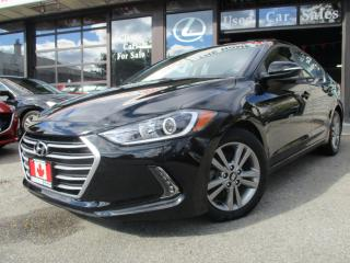 Used 2017 Hyundai Elantra GL-BACK UP CAMERA-BLUETOOTH-HEATED-ALLOY-PAR-ASIST for sale in Scarborough, ON