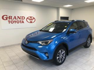 Used 2016 Toyota RAV4 Hybrid XLE for sale in Grand Falls-Windsor, NL