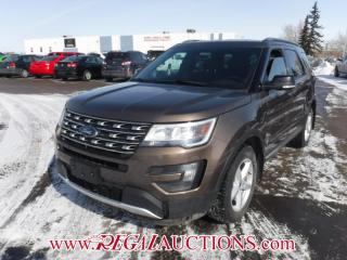 Used 2016 Ford EXPLORER XLT 4D UTILITY V6 AWD 7 PASS 3.5L for sale in Calgary, AB