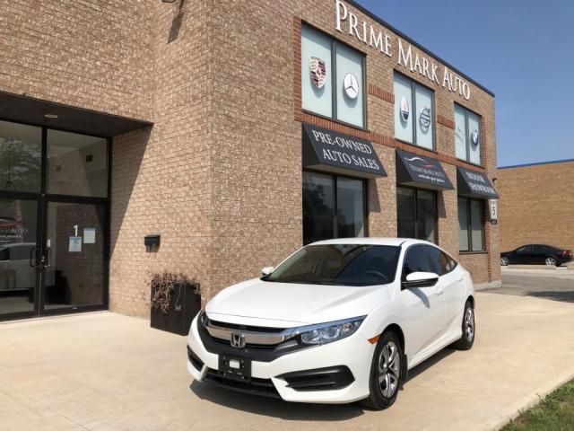 2018 Honda Civic 4 DOOR 5 SEATS