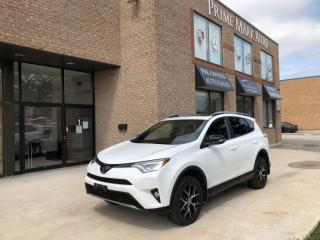 Used 2018 Toyota RAV4 se for sale in Concord, ON