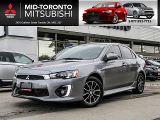 Used 2016 Mitsubishi Lancer SE LTD Sunroof|Alloys|Bluetooth for sale in North York, ON