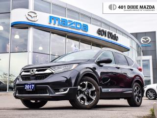 Used 2017 Honda CR-V Touring, NO ACCIDENTS, FINANCE AVAILABLE for sale in Mississauga, ON