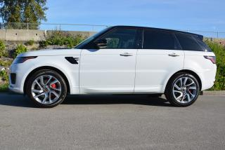 Used 2018 Land Rover Range Rover Sport Autobiography Dynamic 4WD for sale in Vancouver, BC