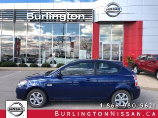 Used 2009 Hyundai Accent HATCHBACK, ACCIDENT FREE, ONLY 69,000 KM'S ! for sale in Burlington, ON