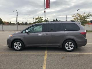 Used 2016 Toyota Sienna LE  |  Bluetooth | Rear Camera | New Tires for sale in Mississauga, ON