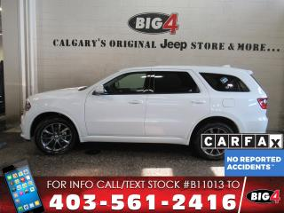 Used 2018 Dodge Durango GT for sale in Calgary, AB