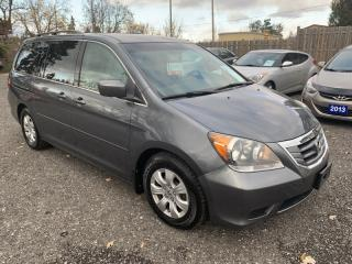 Used 2010 Honda Odyssey SE w/RES, low km's, no accidents for sale in Halton Hills, ON