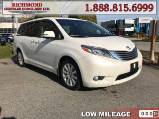 Used 2017 Toyota Sienna for sale in Richmond, BC