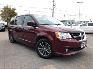 Used 2017 Dodge Grand Caravan SXT Full STO & GO**Bluetooth** for sale in Mississauga, ON