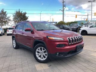 Used 2014 Jeep Cherokee North 4X4**Cold Weather Group**Back UP Camera** for sale in Mississauga, ON