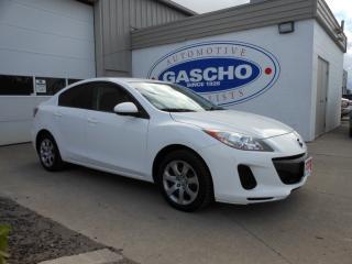 Used 2013 Mazda MAZDA3 GX|Remote Start|Tinted Windows for sale in Kitchener, ON