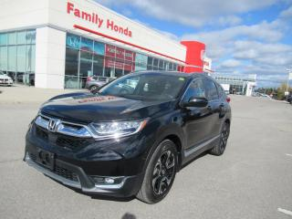Used 2017 Honda CR-V Touring for sale in Brampton, ON