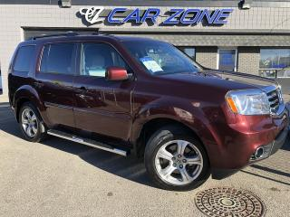 Used 2012 Honda Pilot EX-L Res with DVD 4WD for sale in Calgary, AB