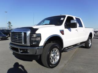Used 2010 Ford F-350 SD Lariat FX4 Crew Cab 4WD Diesel for sale in Burnaby, BC