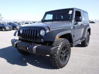 Used 2017 Jeep Wrangler Willys 4WD for sale in Burnaby, BC
