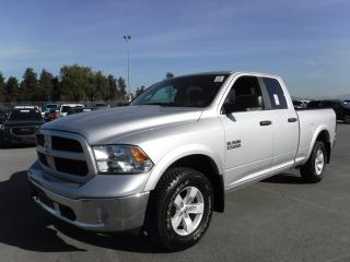 Used 2016 Dodge Ram 1500 Outdoorsman Quad Cab Regular Box 4WD for sale in Burnaby, BC