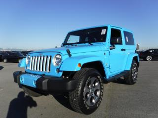 Used 2017 Jeep Wrangler SAHARA 4WD for sale in Burnaby, BC