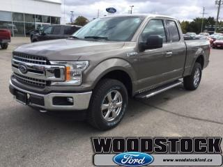 New 2018 Ford F-150 XLT  300A, SUPERCAB, XTR for sale in Woodstock, ON