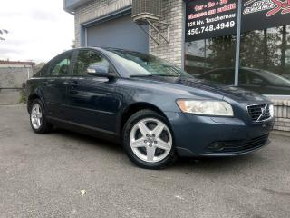 Used 2010 Volvo S40 Berline 4 portes 2,4L, automatique, trac for sale in Longueuil, QC