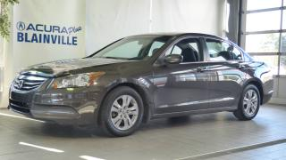 Used 2011 Honda Accord 4 portes ** SE ** for sale in Blainville, QC