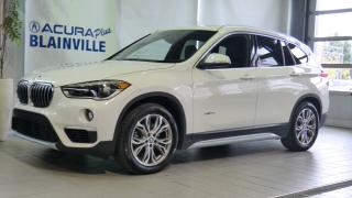 Used 2016 BMW X1 xDrive28i ** BAS KILO ** for sale in Blainville, QC