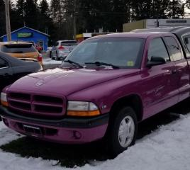 Used 1997 Dodge Dakota AUTO/MW/2WD for sale in Parksville, BC