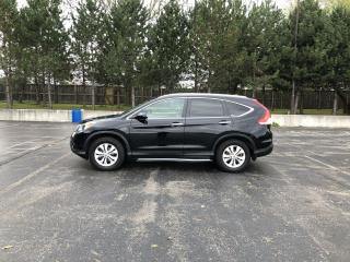 Used 2012 Honda CR-V Touring AWD for sale in Cayuga, ON
