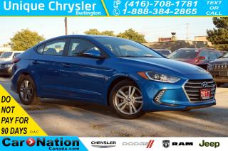 Used 2017 Hyundai Elantra GL| ANDROID AUTO| BLINDSPOT MONITOR| REAR CAM for sale in Burlington, ON
