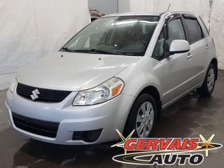 Used 2010 Suzuki SX4 A/c Hatch for sale in Trois-Rivières, QC