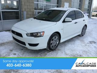 Used 2010 Mitsubishi Lancer DE for sale in Calgary, AB