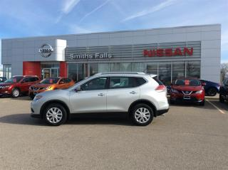 Used 2015 Nissan Rogue S FWD CVT for sale in Smiths Falls, ON