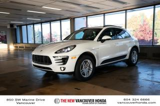 Used 2015 Porsche Macan S for sale in Vancouver, BC
