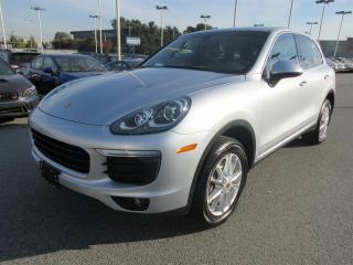 Used 2016 Porsche Cayenne w/ Tip NAVIGATION | SUNROOF for sale in Vancouver, BC