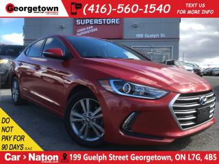 Used 2017 Hyundai Elantra GL | HEATED SEATS & WHEEL | BACK UP CAMERA | for sale in Georgetown, ON
