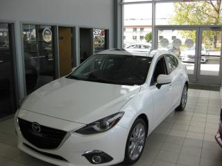 Used 2015 Mazda MAZDA3 GT NAVIGATION TOIT MAGS BOSE for sale in Trois-Rivières, QC