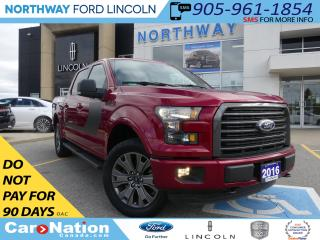 Used 2016 Ford F-150 SPECIAL EDITION   NAV   REAR CAM   HTD SEATS   for sale in Brantford, ON