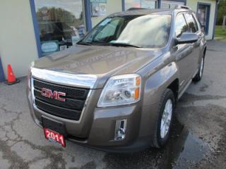 Used 2011 GMC Terrain FUEL EFFICIENT SLE-2 MODEL 5 PASSENGER 2.4L - ECO-TEC.. ECON-BOOST.. HEATED SEATS.. CD/AUX/USB INPUT.. BACK-UP CAMERA.. for sale in Bradford, ON