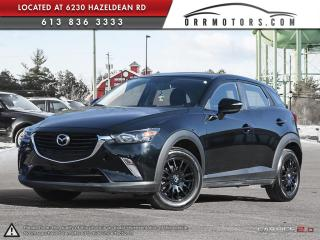 Used 2017 Mazda CX-3 GS FWD for sale in Ottawa, ON