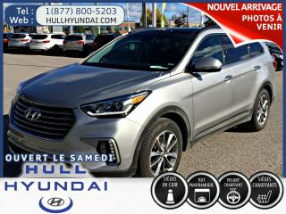 Used 2018 Hyundai Santa Fe XL Luxury 6 Passenger for sale in Gatineau, QC