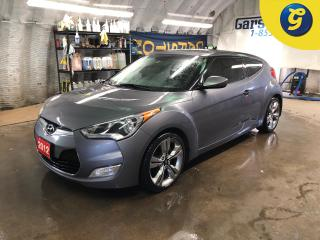 Used 2012 Hyundai Veloster Coupe * Heated front seats * Sunroof * Hands free steering wheel * Phone connect * Voice recognition * Keyless entry * Climate control * Cruise contro for sale in Cambridge, ON