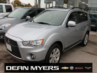 Used 2011 Mitsubishi Outlander GT for sale in North York, ON