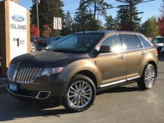 Used 2011 Lincoln MKX Leather, Moonroof, AWD for sale in Duncan, BC